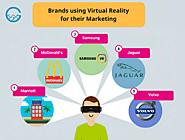 Brands using Virtual Reality for their Marketing | CHRP INDIA Pvt. Ltd.