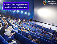 Payment Processing Solutions for Motion Piсturе Theaters