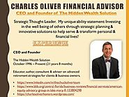 Charles Oliver Financial Advisor - CEO and Founder of The Hidden Wealth Solution