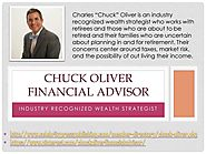 Chuck Oliver Financial Advisor - helps his clients gain clarity, balance, focus, and confidence