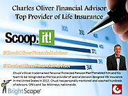 Charles Oliver Financial Advisor - Top Provider of Life Insurance