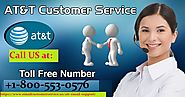 Contact us at AT&T email Customer support Number +1-800-553-0576