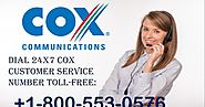 Dial Cox Webmail Service phone number +1-800-553-0576