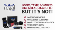 Regal Cigs Free Trial and Starter Kit