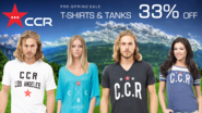 CCR Brand | Onesies | U.S.A. Made Men's & Women's Fashionable Apparel