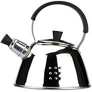 Animal Kettle 2.5 Quart Whistling Enamel on Steel Giraffe Tea Kettle - Kitchen Things