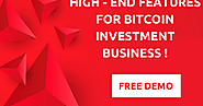 High-End Featured PHP Bitcoin Investment Website Script Software