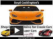 PPT |Car Books, Canvas print and car posters for Classic Cars and Supercars