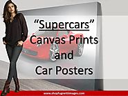 PPT - Are You Excited for Buying Car Posters and Canvas Prints Online