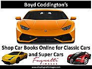 PDF |Car Books, Canvas Prints and Car Posters for Classic Cars and Supercars