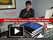 "Buy ""MIAD Photo/Graphic Design"" Car Book, Learn Automotive Graphics"