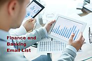 Finance and Banking Email List