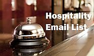 Hospitality Industry Mailing List