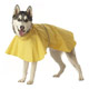 Petco Raincoats for Dogs in Yellow
