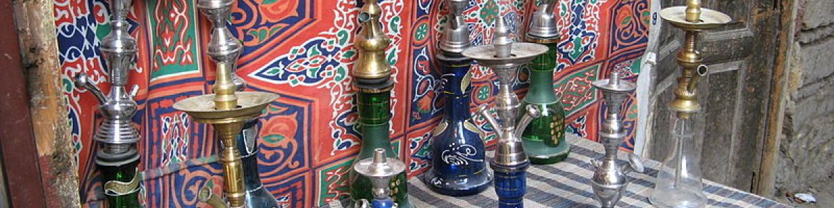 Headline for 8 Places to Have Shisha Dubai - Popular Shisha Lounges in the City