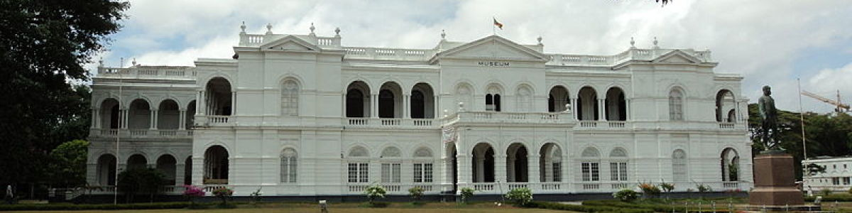 Headline for Museums of Colombo - The historic sites