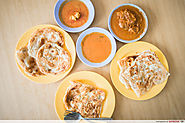 Mr and Mrs Mohgan's Roti Prata