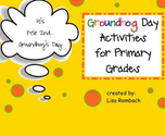 Groundhog Day - Holiday Seasonal - Educator Resource Center