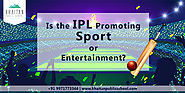 Is IPL Promoting Sportsmanship in India ? | Khaitan Public School