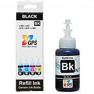 GPS L800 Compatible Ink 70gms.-Black