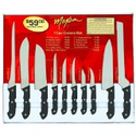 Amazon.com: MAXAM KNIFE SET: Home & Kitchen
