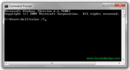 How to Change Font and Color of Windows Command Prompt