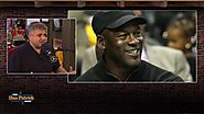The Nation's Dave Zirin on Difference Between MJ & LeBron on Social Media | The Dan Patrick Show