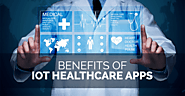 Benefits of IoT Healthcare Applications