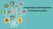 Ecommerce Development Continues to Rise.