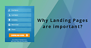 Why Landing Pages are Important for Business?