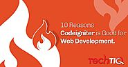10 Reasons Codeigniter is Good for Web Development.