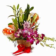 Stylish Floral Arrangement