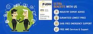 AWS Managed Services | AWS Migration & Support Services | PushFYI