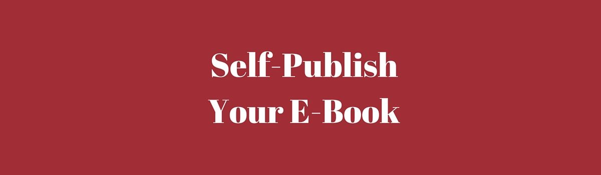 Headline for Self Publish Your eBook