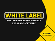 White label Bitcoin and Cryptocurrency Exchange Software