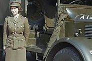 Queen Elizabeth II was an Auto Mechanic During WWII