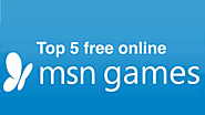 MSN free online games - Top 5 Games to Try - Top Games Center