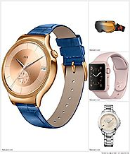 Top 10 Best Luxury Smart Watch Brands for Ladies 2018-2019 Reviews on Flipboard