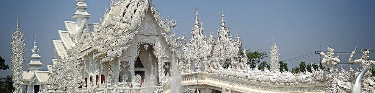 Headline for Chiang Rai Temples and Wats – A Temple Hoppers Paradise