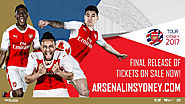 HOW TO BUY: Arsenal Football Tickets - Box Office Events
