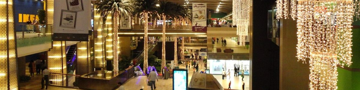Headline for The Five Best Malls in Dubai – A Nation Which Takes Shopping to New Heights