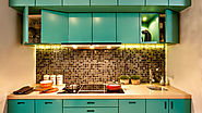 Kitchen Interior Designs - Ways to Give Your Kitchen A Colourful Makeover | AD India