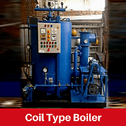 Revosteam - Water Tube Coil Type Boiler - IBR and Non-IBR