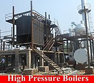 High Pressure Boilers | Powertherm Manufacturer | Thermodyne Boilers
