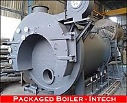 Intech | Three Pass Internal Furnace Packaged Boiler |Thermodyne Boilers
