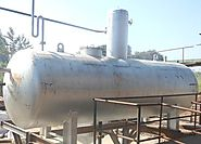Deaerator Tanks Manufacturer | Feed Water Tank | Thermodyne Boilers