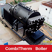 Combitherm-Three Pass Smoke Cum Water Tube Type Boiler | Combi Boilers