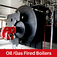 Oil/Gas Fired Boilers-Savemax Manufacturer in Delhi, India