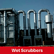 Wet Scrubber Manufacturers in India | Wet Scrubber for Boiler | Thermodyne
