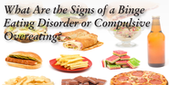 What Are the Signs of Binge Eating and Overeating? - Bellwood Health Services